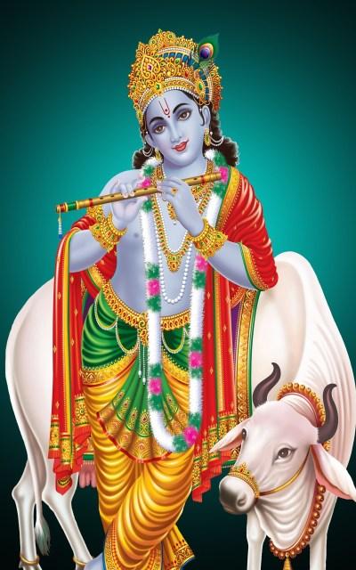 Lord Krishna Wallpaper 2018 ·①