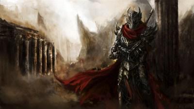 Medieval Knights Wallpaper ·①