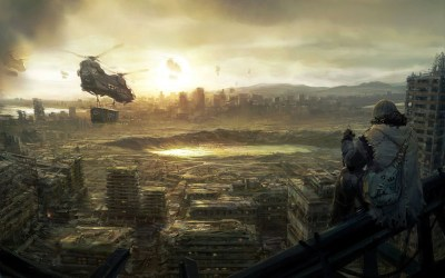 Post Apocalyptic wallpaper ·① Download free awesome wallpapers for desktop computers and ...