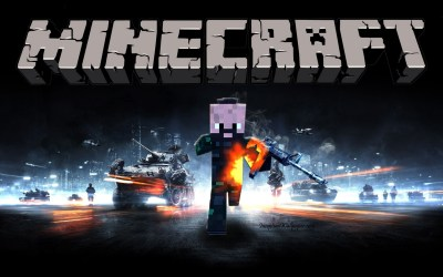 Awesome Minecraft Wallpaper ·① WallpaperTag
