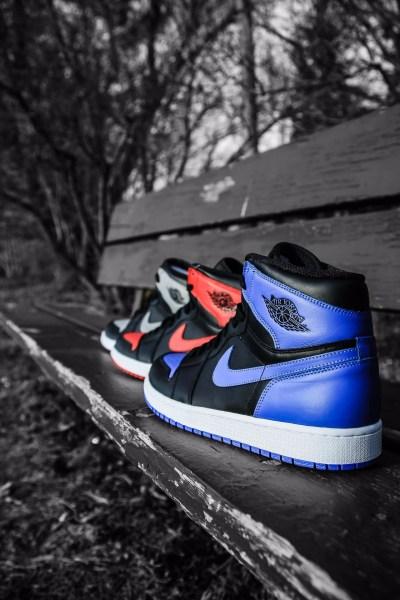 Air Jordan Shoes Wallpaper ·①