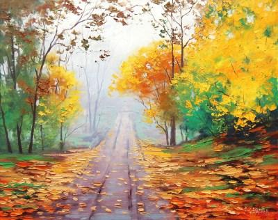 Impressionist Backgrounds ·①