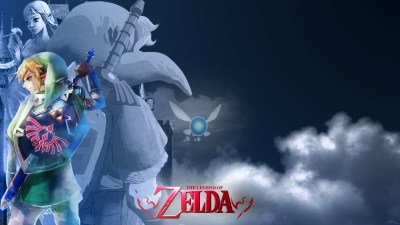 Zelda Wallpaper HD 1920x1080 ·①