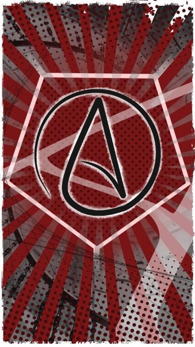 Atheist Wallpaper ·①