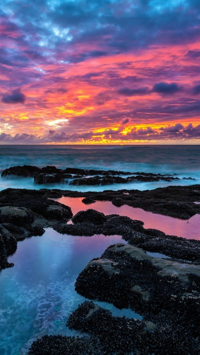 Colorful Sunsets Wallpapers ·①