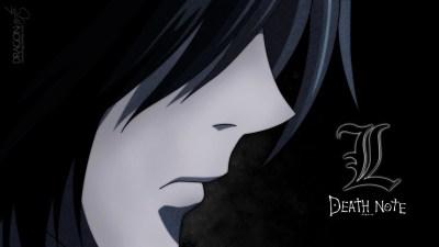 L Wallpaper Death Note ·① WallpaperTag