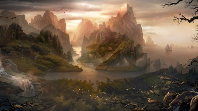 75+ Fantasy backgrounds ·① Download free full HD backgrounds for desktop computers and ...