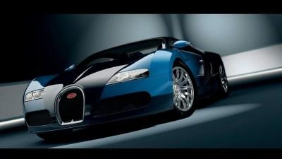 Bugatti Veyron HD Wallpaper ·①