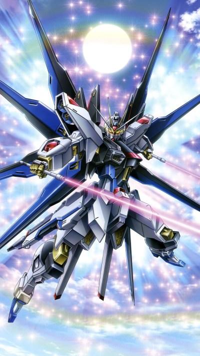 Gundam Strikedom Wallpaper HD ·①