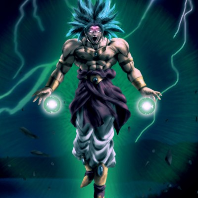 Broly Wallpapers ·①