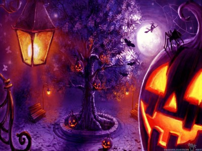 Cool Halloween Wallpapers ·①