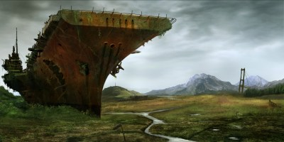 Post Apocalyptic wallpaper ·① Download free awesome wallpapers for desktop computers and ...