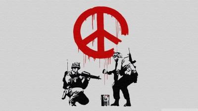 Banksy wallpaper ·① Download free full HD backgrounds for desktop, mobile, laptop in any ...