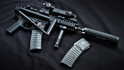 Cool Gun Wallpapers ·①