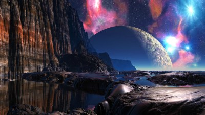 Fantasy Planet Wallpaper ·① WallpaperTag