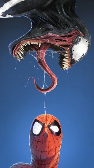 Venom Wallpaper ·①