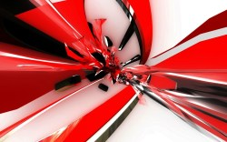 Small Of Red And White Wallpaper
