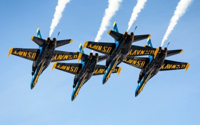 Blue Angels Wallpapers ·①