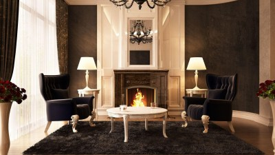 Fireplace wallpaper ·① Download free stunning HD wallpapers for desktop and mobile devices in ...