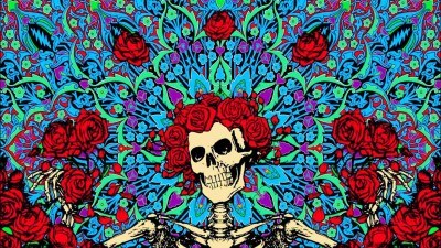 Grateful Dead wallpaper ·① Download free amazing wallpapers for desktop, mobile, laptop in any ...