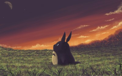 My Neighbor Totoro wallpaper ·① Download free beautiful High Resolution backgrounds for desktop ...