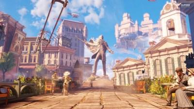 Bioshock Infinite wallpaper ·① Download free beautiful full HD backgrounds for desktop and ...