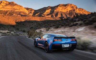 Chevrolet Corvette Z06 Wallpapers ·①