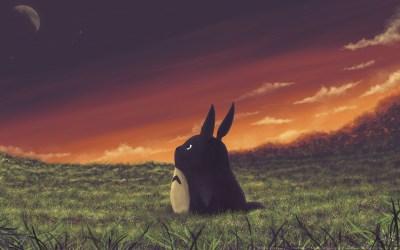 Totoro Wallpaper HD ·①
