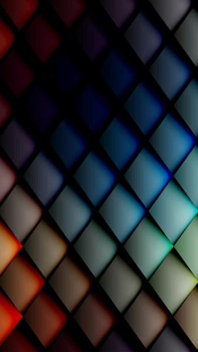Colorful 3D Wallpaper ·①