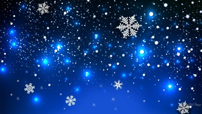Snowflakes background ·① Download free cool HD wallpapers for desktop computers and smartphones ...