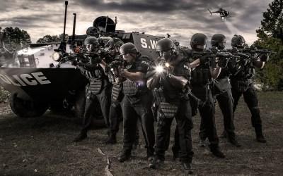 Law Enforcement Wallpaper ·①