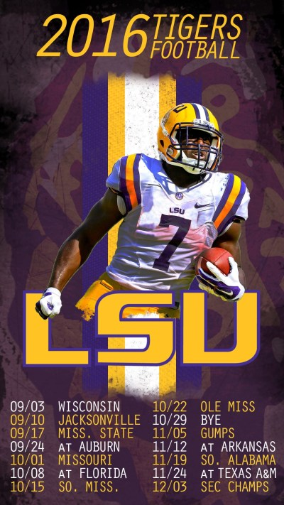 Lsu Football Wallpaper 2017 ·① WallpaperTag