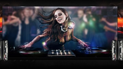 Virtual Dj Wallpaper HD Widescreen ·①