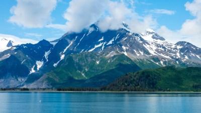 Alaska Background ·①