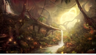 Cool Fantasy Backgrounds ·① WallpaperTag