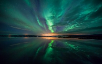 Aurora Borealis Wallpaper HD ·① WallpaperTag