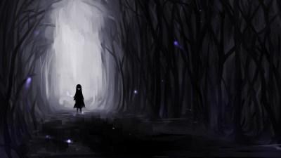 Dark Anime Scenery wallpaper ·① Download free stunning High Resolution backgrounds for desktop ...