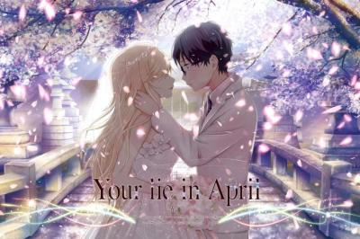 Your Lie in April wallpaper ·① Download free awesome HD backgrounds for desktop computers and ...