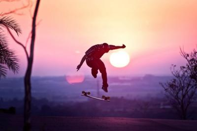 Skateboard wallpaper ·① Download free amazing backgrounds for desktop and mobile devices in any ...
