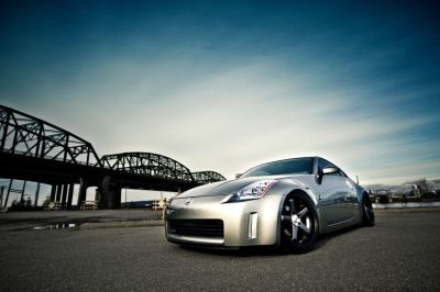 Nissan 350Z Wallpaper ·①