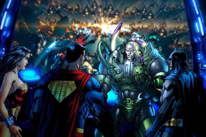 Marvel Vs Dc Wallpaper 1