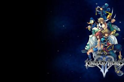 Kingdom Hearts wallpaper ·① Download free cool HD ...