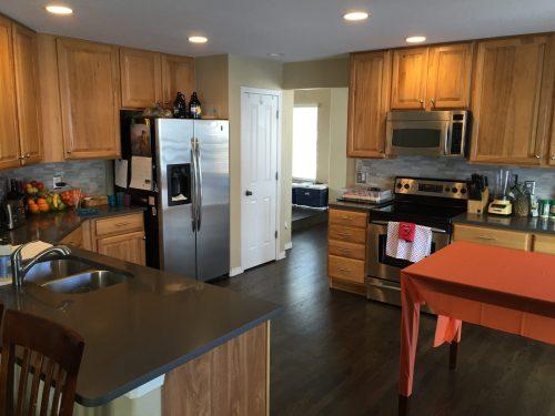 Medium Of Oak Kitchen Cabinets