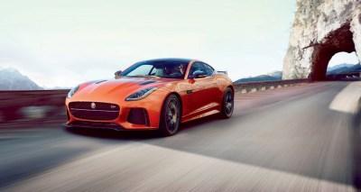 Jaguar F-type SVR Wallpapers Images Photos Pictures ...