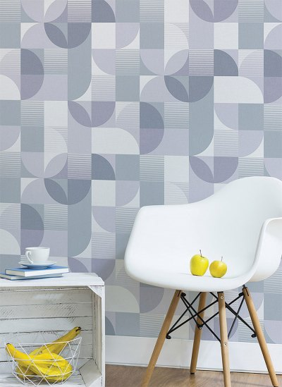 Modern Pattern Contact Paper Peel and Stick Wallpaper