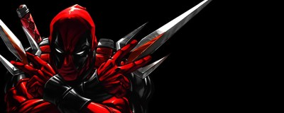 Deadpool Red Anti Hero Wallpapers HD / Desktop and Mobile Backgrounds