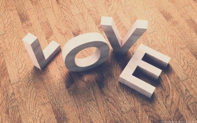 Love 3D Text Wallpapers HD / Desktop and Mobile Backgrounds