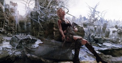 Post-apocalyptic Artwork Wallpapers HD / Desktop and Mobile Backgrounds