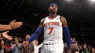 NBA, Basketball, New York City, New York Knicks, Carmelo Anthony Wallpapers HD / Desktop and ...