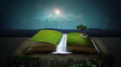 books, Artwork, Landscape Wallpapers HD / Desktop and Mobile Backgrounds